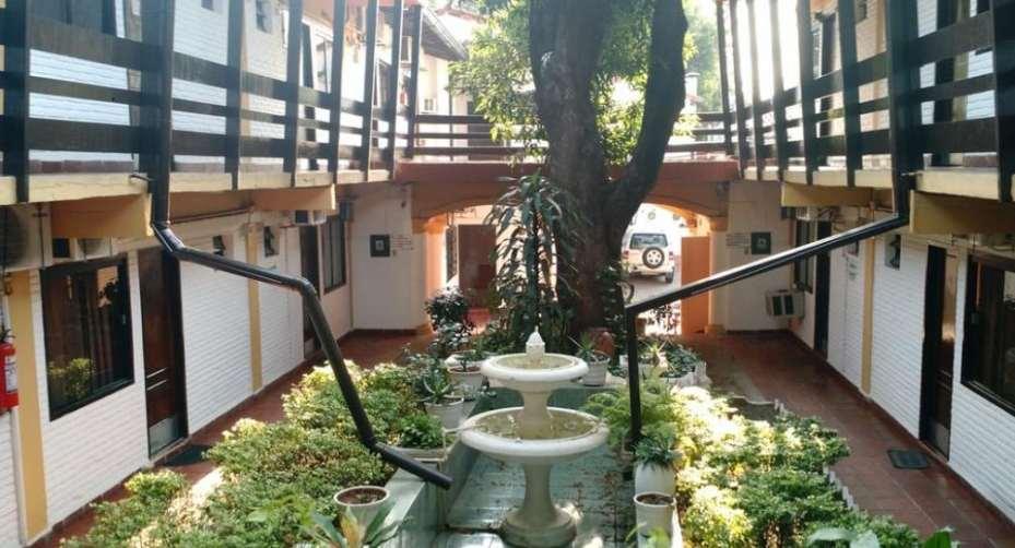 Hoteles en Paraguay residencia Leones de Castilla