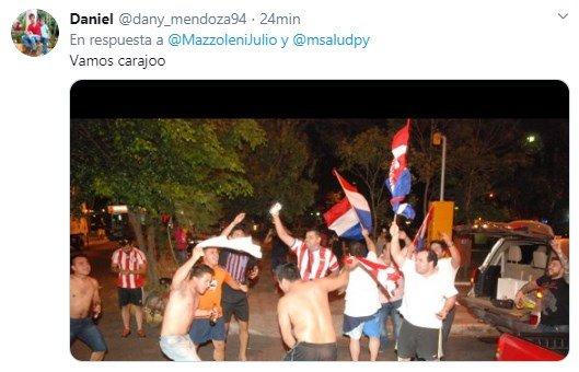 coronavirus hoy Paraguay