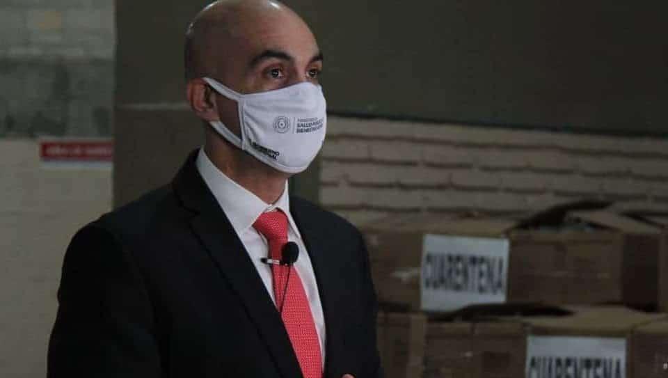 Paraguay denunció que los artículos sanitarios que compró a China para hacer frente al coronavirus son defectuosos