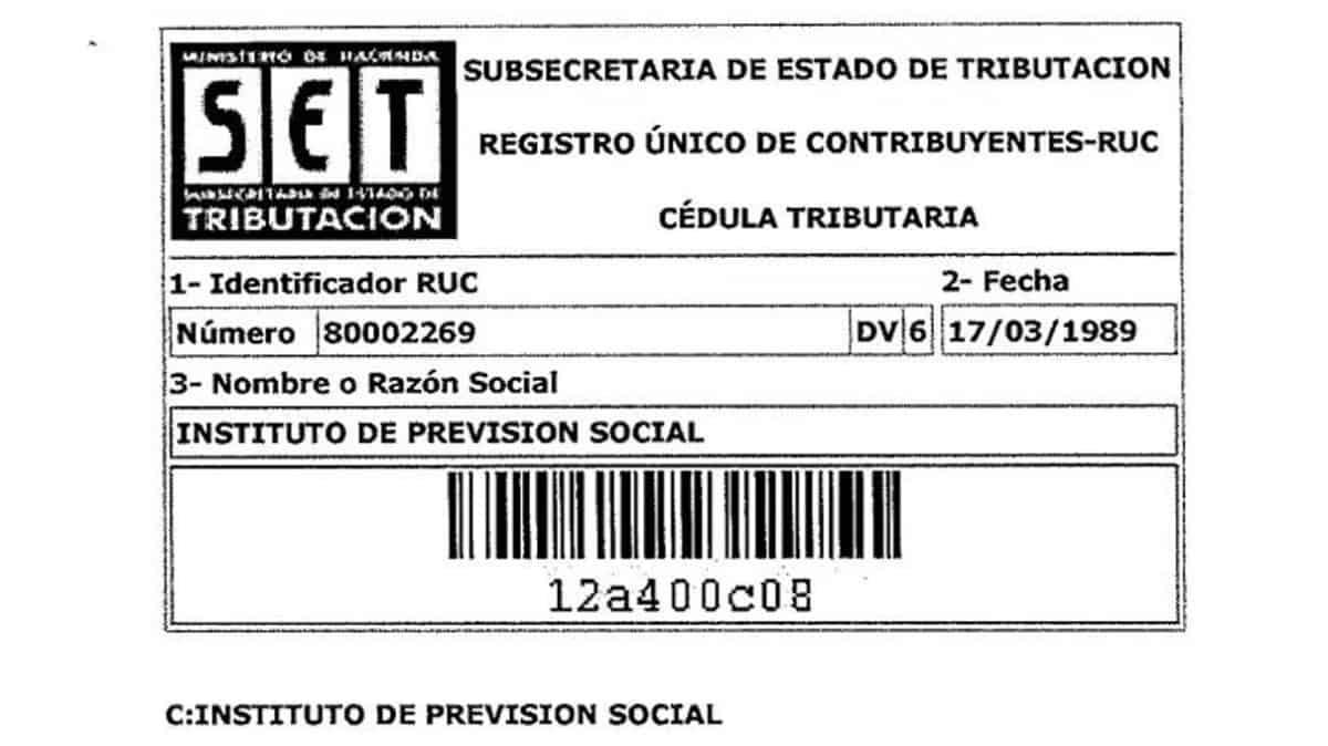 consulta ruc paraguay set gov py