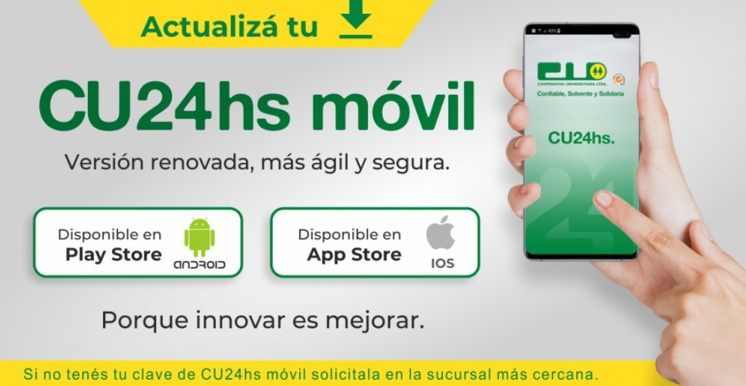 CU24hs App