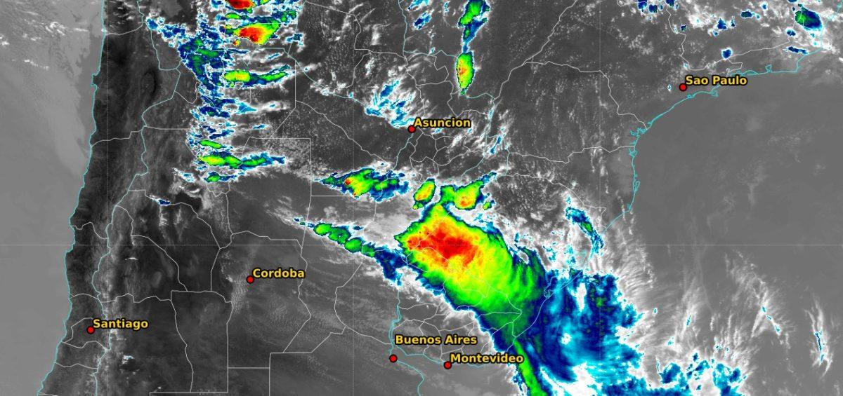 Tiempo mañana, Meteorología en Paraguay temperatura actual, Asunción