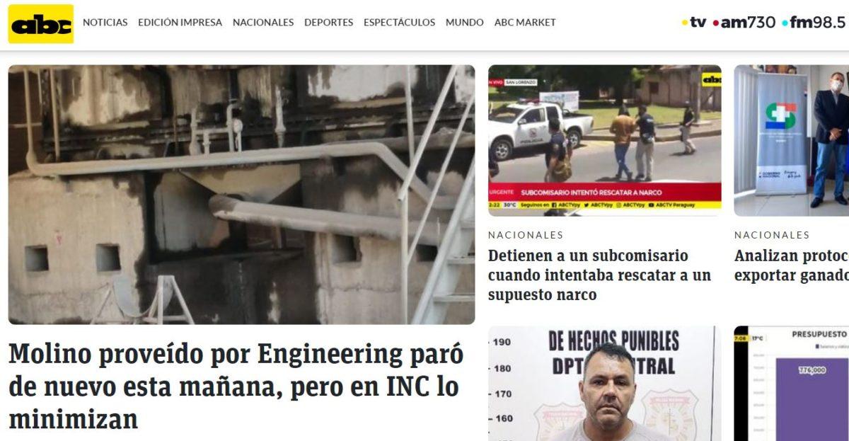 Diario Abc Color Noticias Deportes Paraguay Py