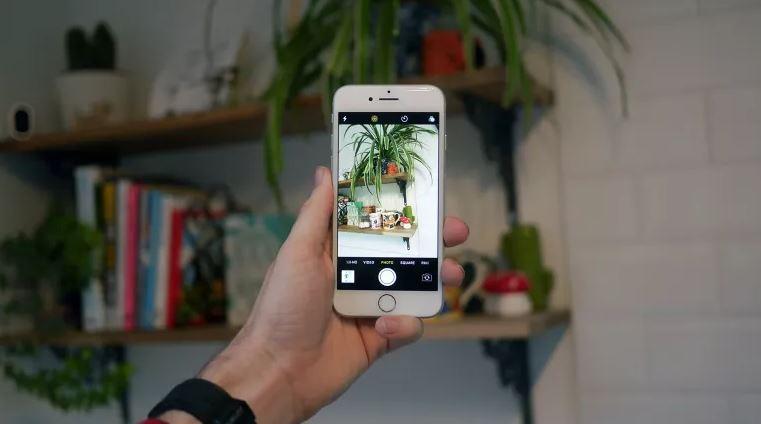 El Apple iPhone 8 pantalla