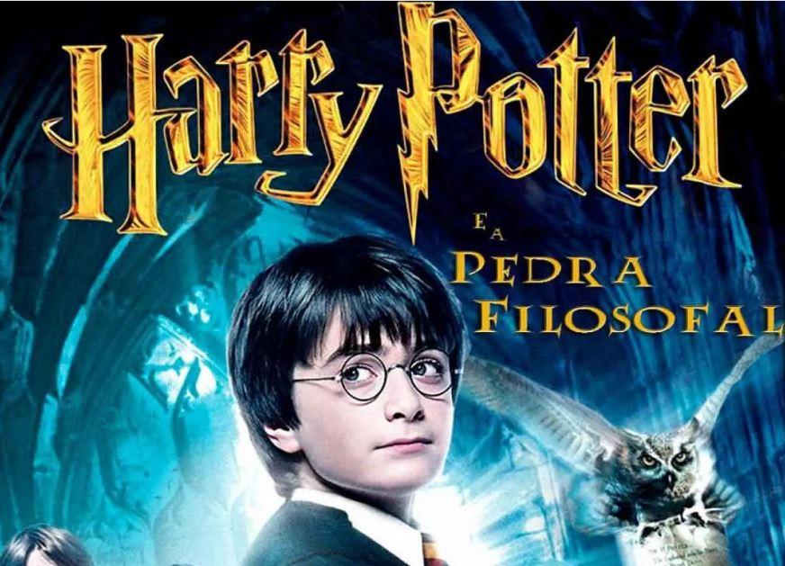 Harry Potter Peliculas y la piedra filosofal