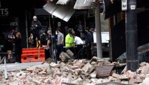 VIDEO: Susto en Melbourne por un terremoto de magnitud 5,9