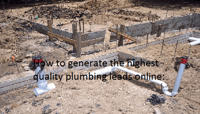 How to find better plumbing leads online? SEO Marketing vs Pay per Lead Advertising