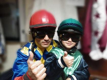 Dario and son