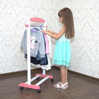 kids clothing rack ippinka