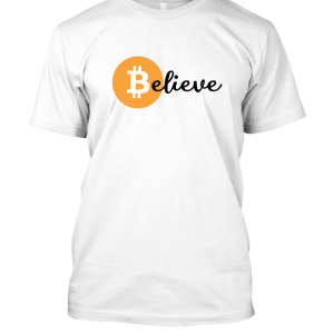 Bitcoin Believe (For Him)