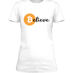 Bitcoin Believe (For Her)
