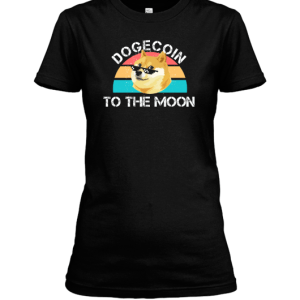 Dogecoin To The Moon (For Her)