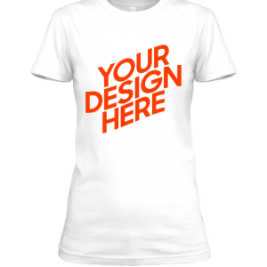 Design Your Own T-Shirt (For Her)