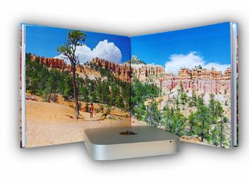 Печать фотокниг из iPhoto, Aperture, Lightroom и ...