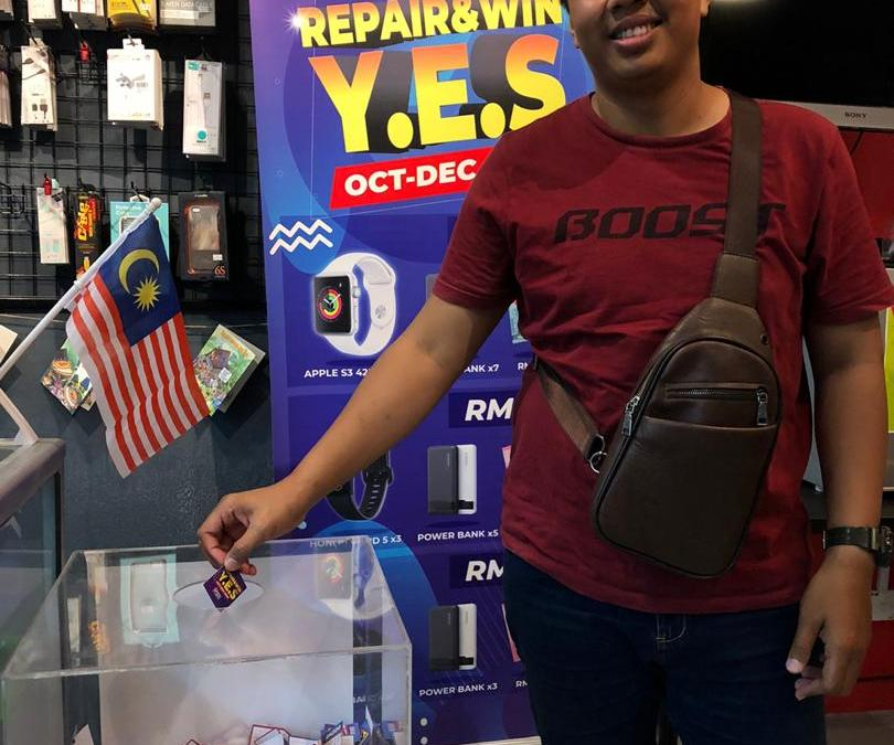 iPhone 7 Battery Drain Repair At iPro Ampang