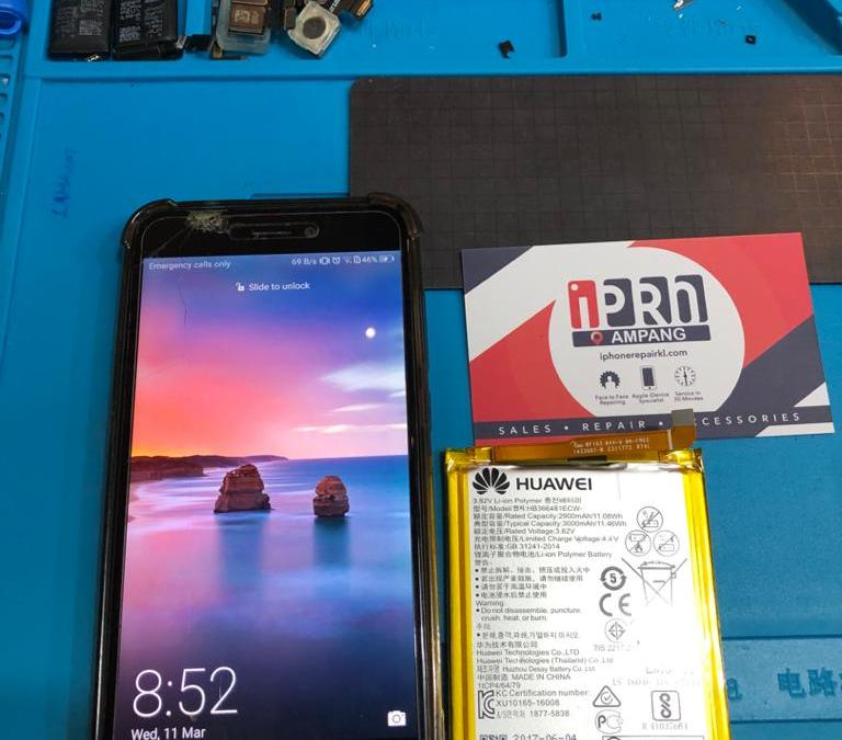 Huawei Battery Replacement at iPro KL