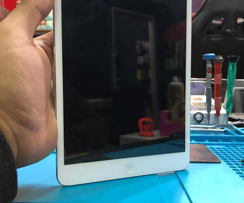 iPad Cannot On Repair In iPro Ampang