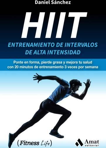 HIIT Entrenamiento intervalado alta intensidad - Tienda iProfe www.iprofe.com.ar
