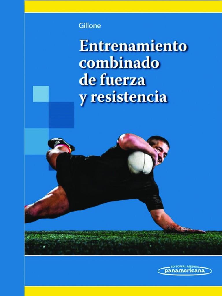 Entrenamiento combinado de fuerza y resistencia PDF tienda online iprofe.com.ar