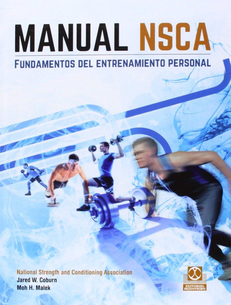 Libro Manual NSCA. Fundamentos del entrenamiento personal www.iprofe.com.ar