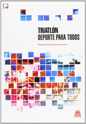 Libro Triatlón. Deporte para todos-www.iprofe.com.ar