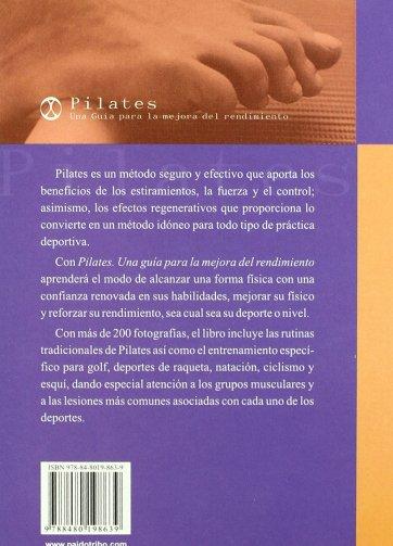 Pilates. Una guía para la mejora del rendimiento_iprofe_dorso
