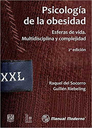 Libro PDF Psicología de la obesidad. Esferas de vida_iprofe.com.ar