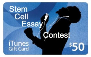 stem cell contest