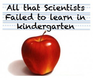 Flunking Kindergarten