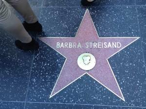 Streisand Star
