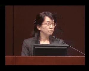 Masayo Takahashi ISSCR