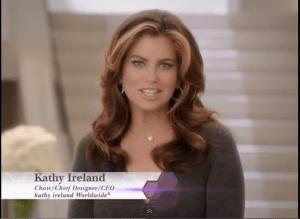 Kathy Ireland stem cells