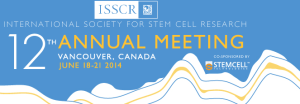 ISSCR 2014 Meeting