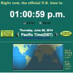 NIST clock