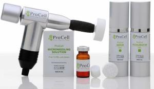 stem cell microneedling