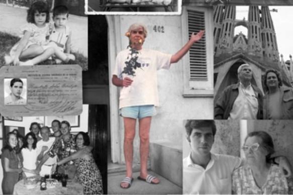 """""""El legado de mi hermano es algo fundamental en nuestras vidas"""", afirma Elia Solás."""