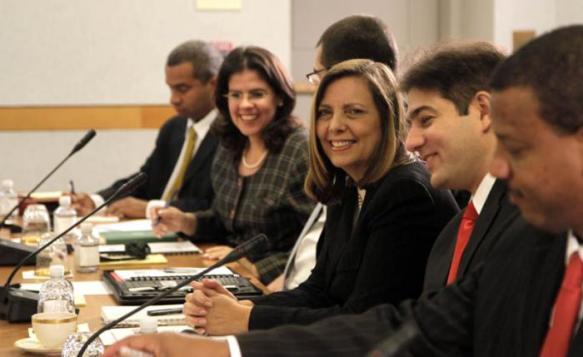 Se aspira lograr la apertura de embajadas antes de la próxima Cumbre de las Américas, que sesionará el 10 y 11 de abril en Ciudad de Panamá.