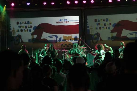 Havana World Music destaca por lograr una amplia convocatoria juvenil en La Habana. Archivo IPS