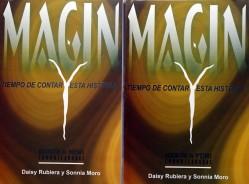 """Presentación del libro """"Magín: tiempo de contar esta historia"""", una compilación de Daisy Rubiera y Sonnia Moro , en la Sala Manuel Galich, Casa de Las Américas, en La Habana"""