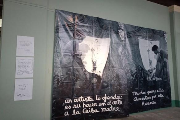 legado africano y antirracista en cuba