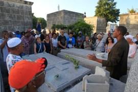 Tato Quiñones activista antirracista cubano