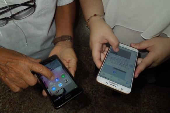 acceso a internet por datos móviles