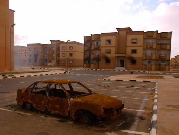 Minority neighbourhoods have been targeted by groups who rebelled against Gaddafi. Credit: Karlos Zurutuza/IPS.