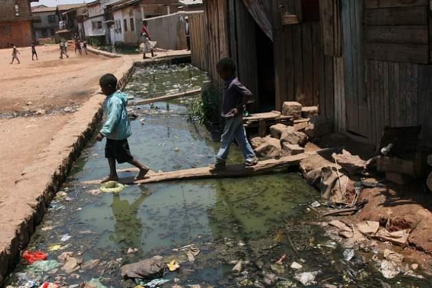 Decent Toilets for Women & Girls Vital for Gender Equality