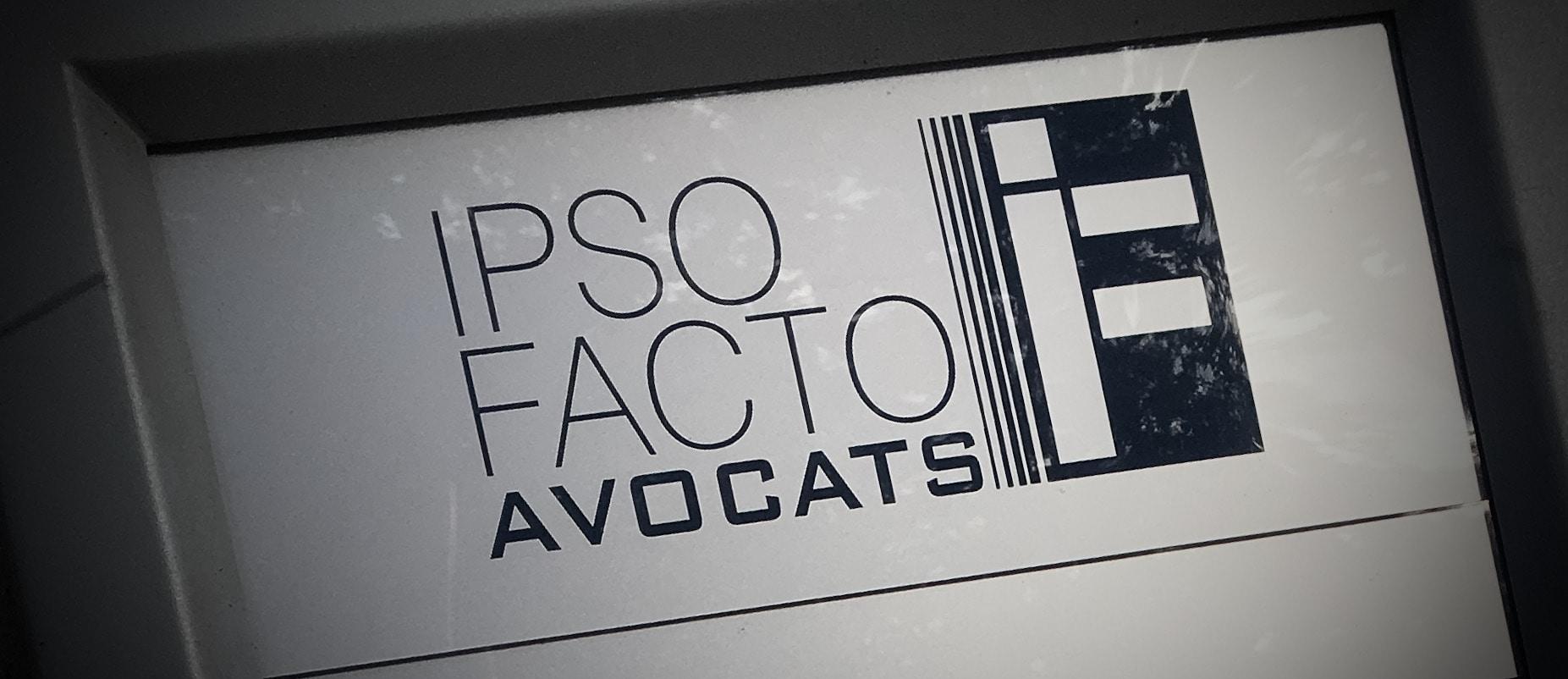 IPSO FACTO AVOCATS à Nantes