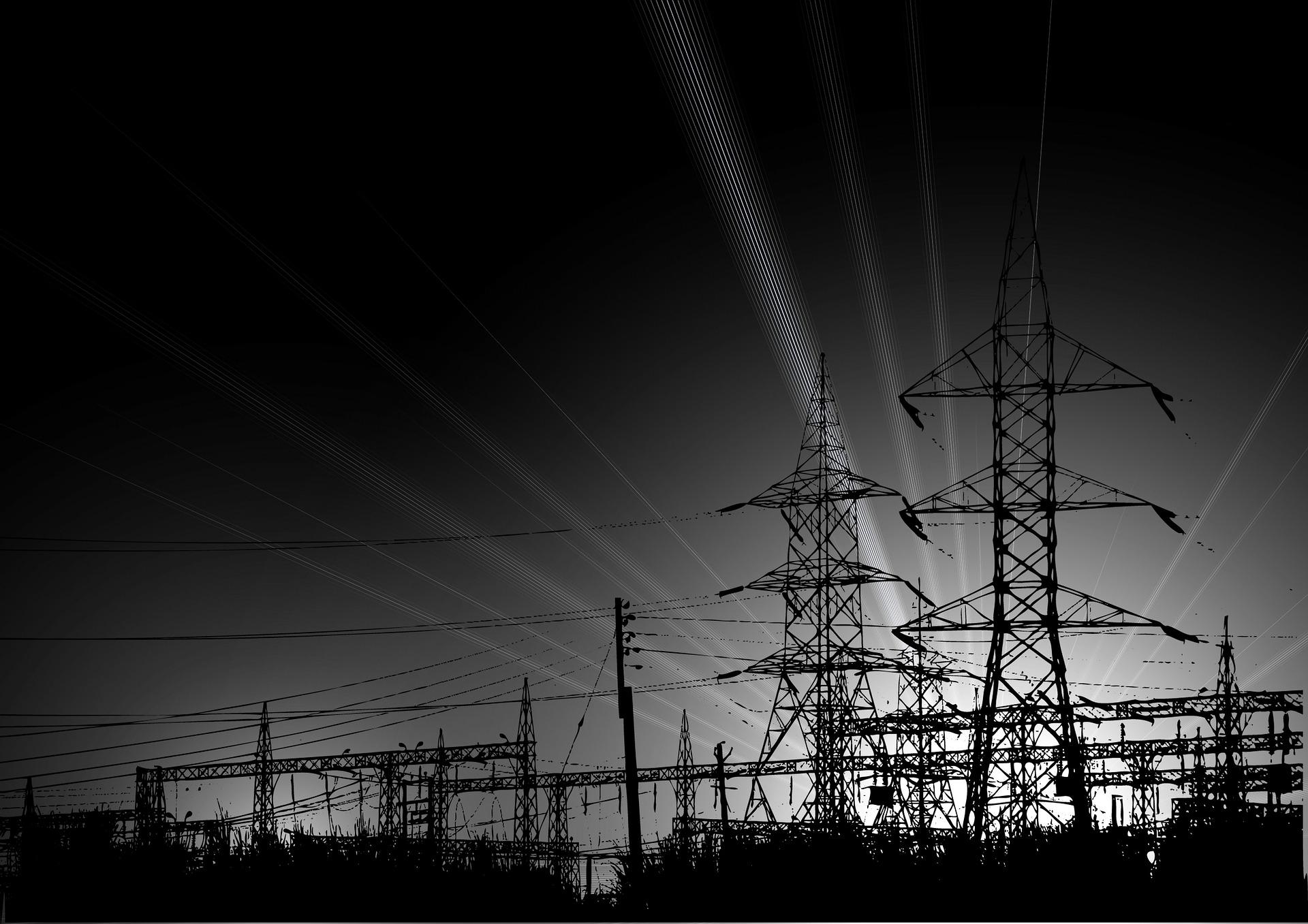 Baja el futuro y sube el precio indexado de la electricidad