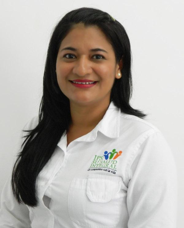 Angélica María Gómez Hernández