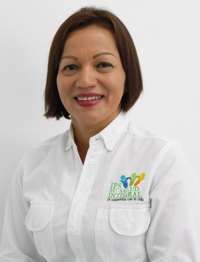 Monica María Mercado Padilla