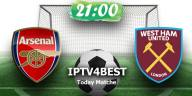 Live Match Arsenal Vs West Ham United