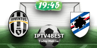 Live Match Juventus vs Sampdoria By iptv4best.com